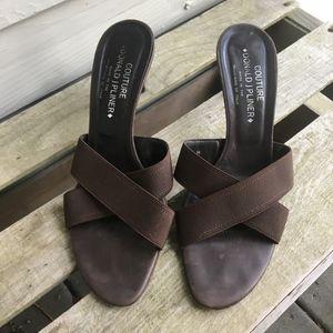 Donald J. Pliner Shoes - DONALD J.PLINER COUTURE Trix Sandals 10
